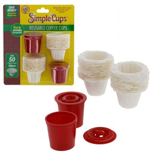 Simple Cups Reusable Coffee Cups