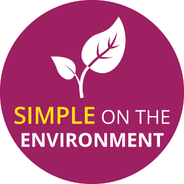 Simple Cups are simple on the environment