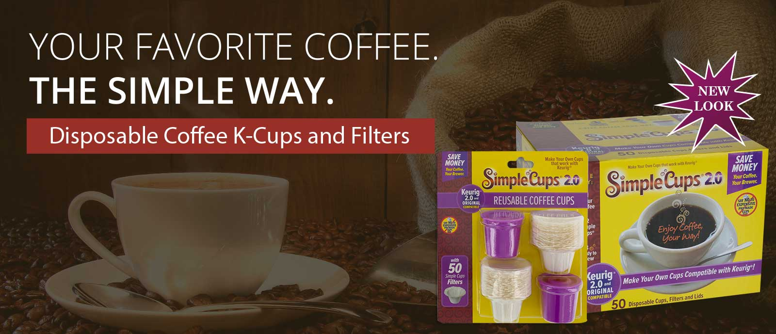 Simple Cups Coffee Disposable Coffee Cups